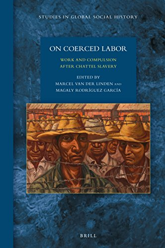 On Coerced Labor: Work and Compulsion After Chattel Slavery (Studies in Global Social History, Band 25)