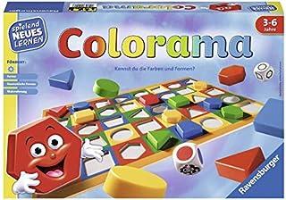 ラベンスバーガー colorama コロラマ ボードゲーム 色と形合わせゲーム 知育玩具Ravensburger 並行輸入品