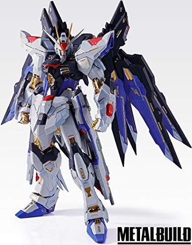 Bandai Metal Build Strike Freedom Gundam Soul Blue Ver.