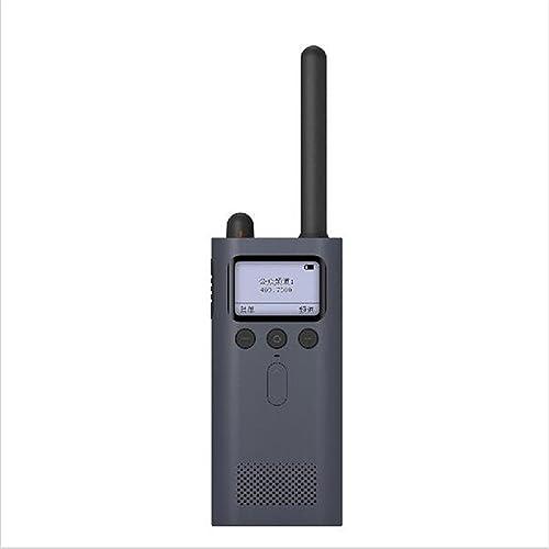 Original Xiaomi Mijia Smart walkie talkie With FM Radio Smartphone APP Location Share Fast Team Talk