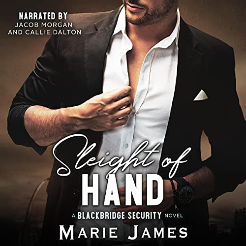 Sleight of Hand Audiobook By Marie James cover art