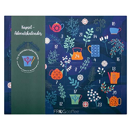 FROG.coffee Kapsel Adventskalender