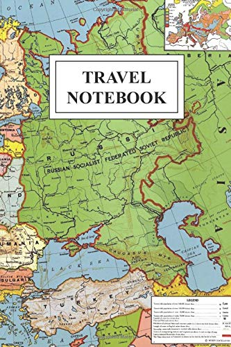 Travel Notebook: A Simple Journal for Men, Women, Couples, Kids and All Travelers. A place where you can record your own thoughts, memories, feelings!