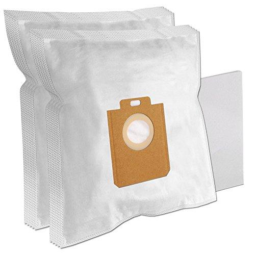 10 Staubsaugerbeutel geeignet für Philips S-Bag, FC8322/. PowerLife, FC8450/, FC8454/, FC8452/, FC8455/, FC8912/, FC8916/, HR 6988
