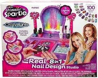Unknown Cra-Z-Art Shimmer and Sparkle Crazy Lights Super Nail Salon Kit by_alpha-market