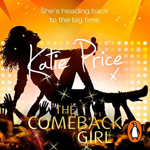 The Come-back Girl audiobook cover art