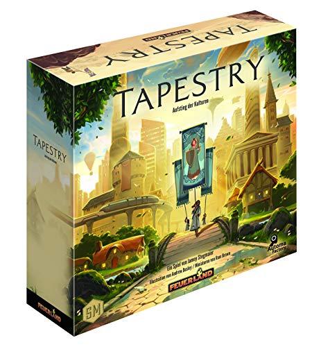Feuerland Spiele Tapestry