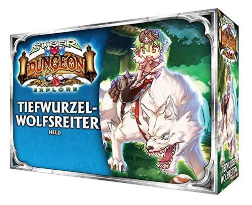 Super Dungeon Explore Tiefwurzel-Wolfsreiterin