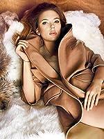 V2904スカーレットヨハンソン女優 装飾壁90x60プリントポスター