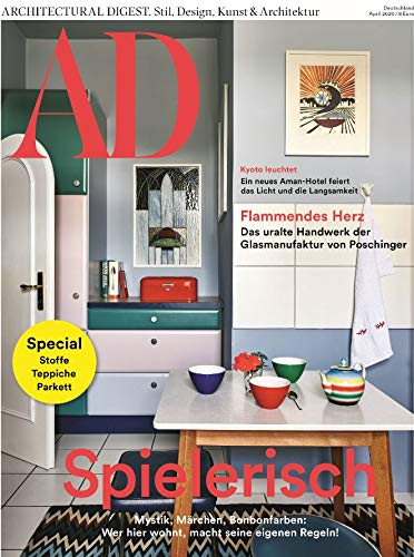 AD Architectural Digest 4/2020