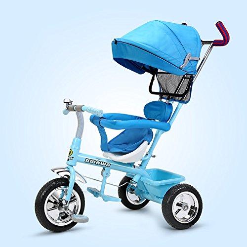 bleu clair Vélo Fleur//shopping//Enfant//Enfants Enfants Junior devant