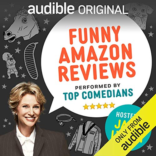 Free Audio Book - Funny Amazon Reviews