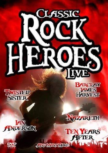 Various Artists - Classic Rock Heroes: Live (NTSC)