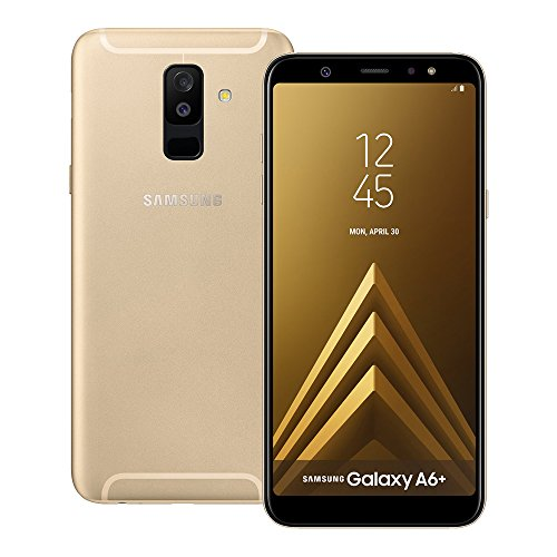 Samsung Galaxy A6+ (A605G) GSM Unlocked 6' sAMOLED Infinity Display with Live Focus Dual Camera...