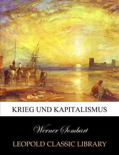 Krieg und Kapitalismus