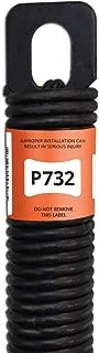 P732 32-inch Plug-End Garage Door Spring (.177