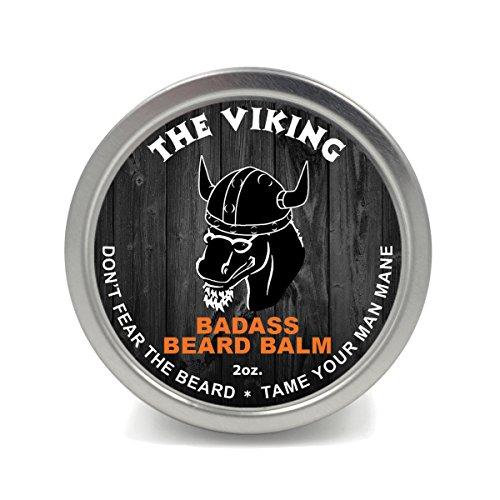 Badass Beard Care Wax