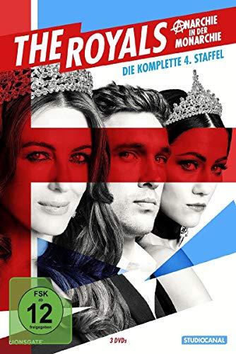 The Royals - Die komplette 4. Staffel [3 DVDs]
