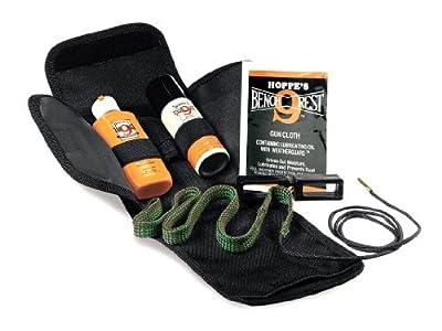 Hoppe's No. 9 BoreSnake Soft-Sided Gun Cleaning Kit, .357-38mm, 9mm Pistol
