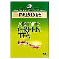 1パックトワイニングジャスミングリーンティー20 (x 2) - Twinings Jasmine Green Tea 20 per pack (Pack of 2) [並行輸入品]