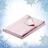 Best Travel Blankets - Elegear Revolutionary Cooling Blanket Absorbs Heat to Keep Review
