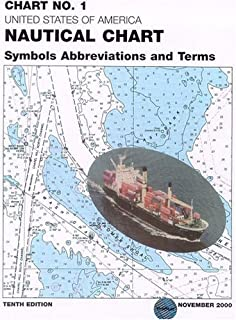 Chart No. 1 Nautical Chart Symbols Abbreviations and Terms by National Geospatial-intelligence Agency (2001-04-01)