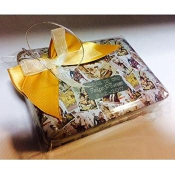 Baraja de cartas con caja PERSONALIZADA para regalo detalle para invitados boda, bautizo, comunión, bodas de oro, bodas de plata, eventos. (pack 10 unidades) regalos detalles originales GRABADOS: Amazon.es: Hogar