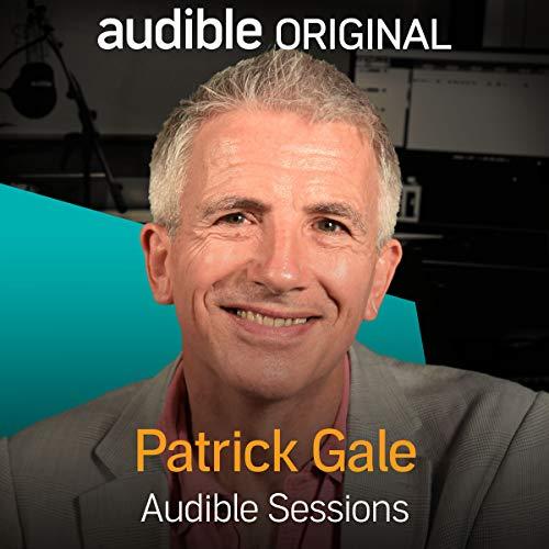 Patrick Gale audiobook cover art