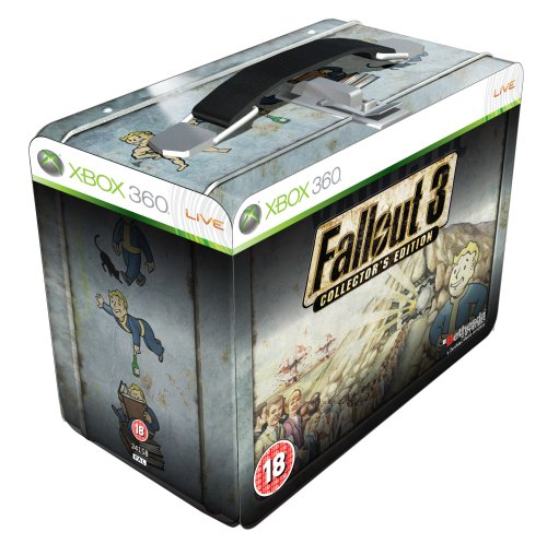 Fallout 3 UK Collector's Edition (Xbox 360) [import anglais]