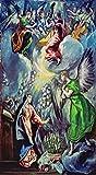 Kunstdruck/Poster: EL Greco Verkündigung Mariae -