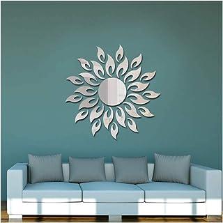 Elegante YAY pegatinas de espejo de acrílico multiestilo son adecuadas para la decoración de la sala de estar y el dormito...