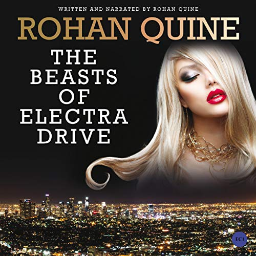Couverture de The Beasts of Electra Drive