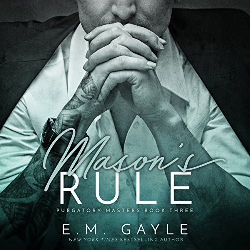 Mason's Rule audiobook cover art