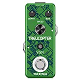 VSN Trelicopter Effects Pedals Guitar Tremolo Pedal True Bypass