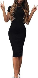 Suchergebnis Auf Amazon De Fur Schwarzes Langes Enges Kleid