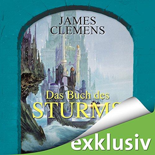 Das Buch des Sturms audiobook cover art