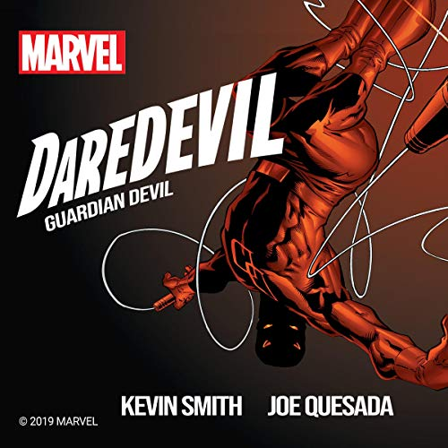 Daredevil: Guardian Devil cover art