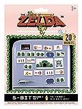 Pyramid The Legend of Zelda-Set De Imanes Retro, Cerámica, Multicolor, 18 x 24 x 0, 3 cm