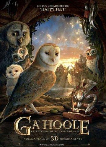 Ga'Hoole: La leyenda de los guardianes [DVD]