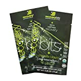 RECOVERYbits Pure Chlorella Tablets - Pack of 2 Single Servings (7500mg per Serving) - Cracked Cell Wall, Non-GMO, Non-Irradiated, Green Algae - Keto, Vegan, Chlorophyll