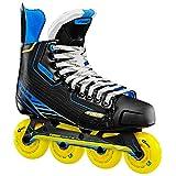Best Inline Hockey Skates - Code 9.one Junior Inline Hockey Skates Size 04 Review