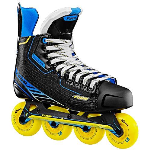 Code 9.one Sr Hockey Skate Black SZ 7