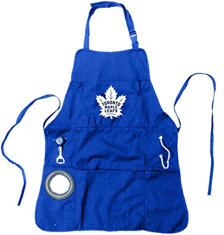 Team Sports America Tgoldnto Maple Leafs Men's Grilling Apron