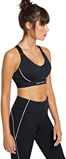 Rockwear Activewear Women's Mi Piping Sports Bra From size 4-18 Medium Impact Bras For