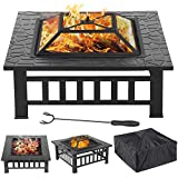 Outdoor Fire Pits Review and Comparison