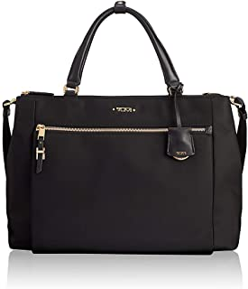 "Tumi Voyageur Sheryl Small Business Tote 13"" 公文包 黑色 38 cm"