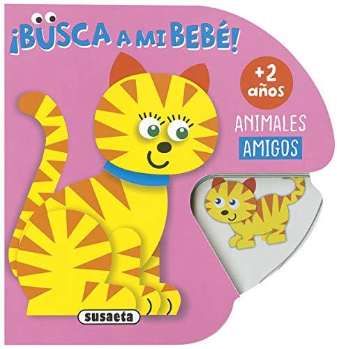 Animales amigos (Busca a mi bebé)