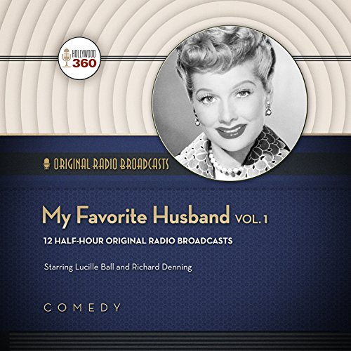 My Favorite Husband, Vol. 1 audiobook cover art