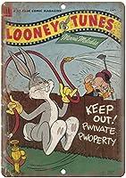 Looney Tunes Dell Comic ティンサイン ポスター ン サイン プレート ブリキ看板 ホーム バーために
