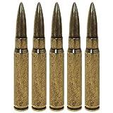 Denix 5er Set Deko Patronen für Mauser K 98